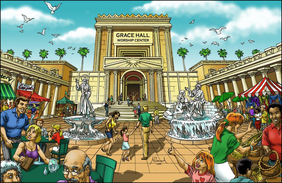 Illus-Mike-Conrad-Theme-Park-TempleIntColor1