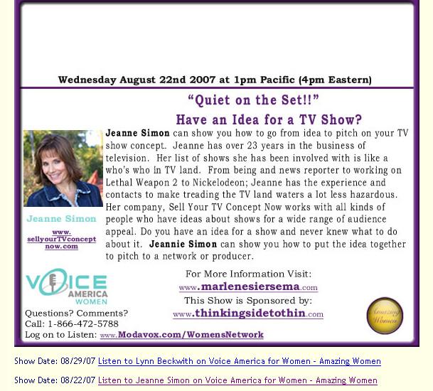 Jeanne-on-Voice-America-Women