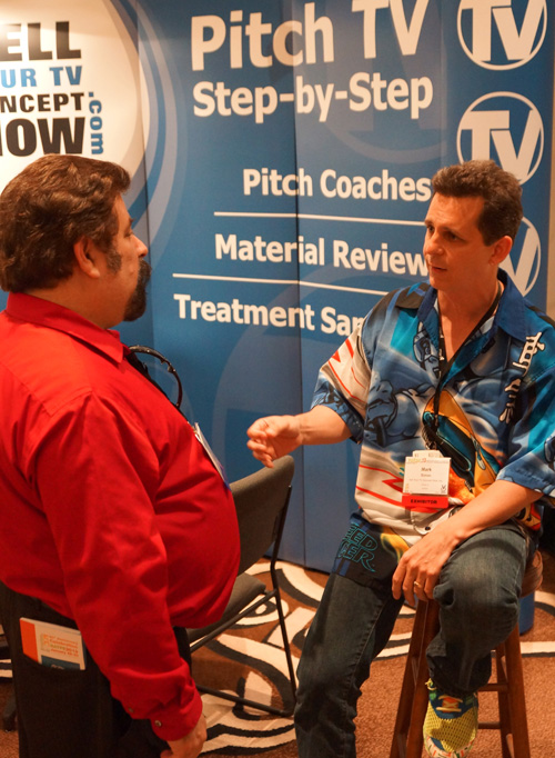 NATPE_2013_Mark_giving_pitch_critiques