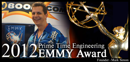 Prime Time Engineering Emmy