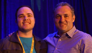 TAC_Client_Joe_Schultz_and_Genndy_Tartakovsky