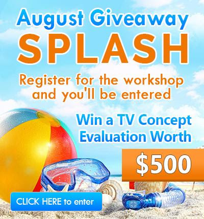 August Giveaway Splash
