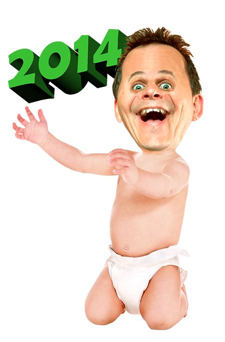 mark simon baby 2014