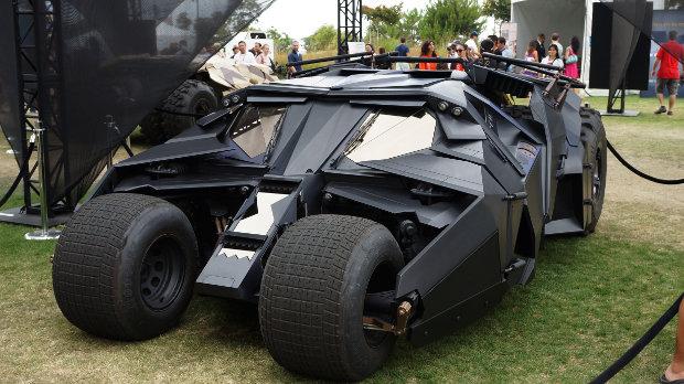 Comic_Con_-_Batmobile