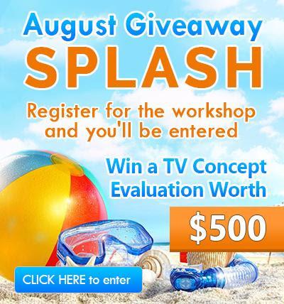 August Giveaway Splash