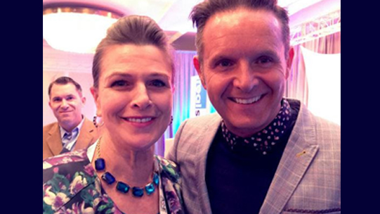 Nothing will get you more inspired at the potential of your own reality series than meeting the king of reality programming, Mark Burnett
