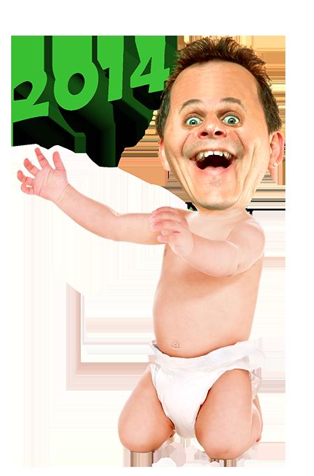 mark simon baby 2014