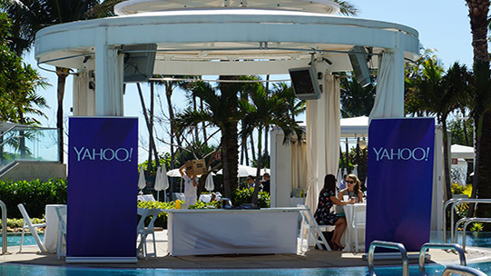 venture out to Yahoo Island